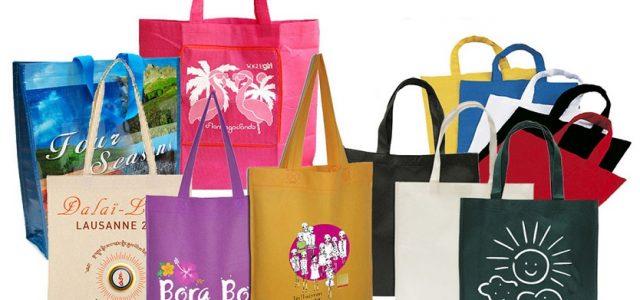 Des sacs publicitaires écologiques