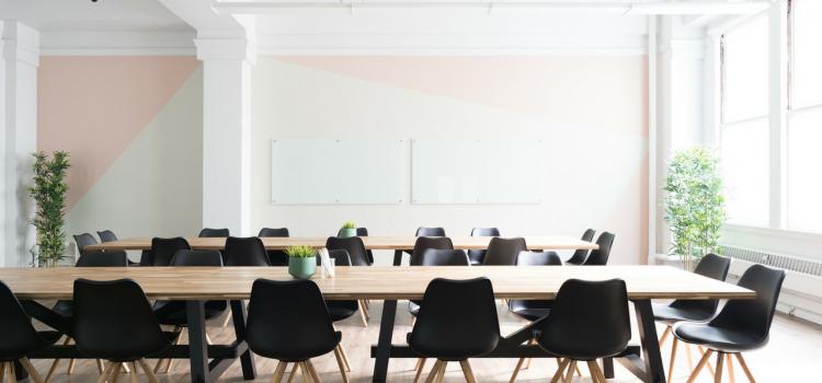 5 conseils pour bien choisir sa salle de réunion