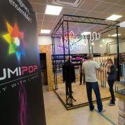 Lumipop : un concept consacré à la lumière