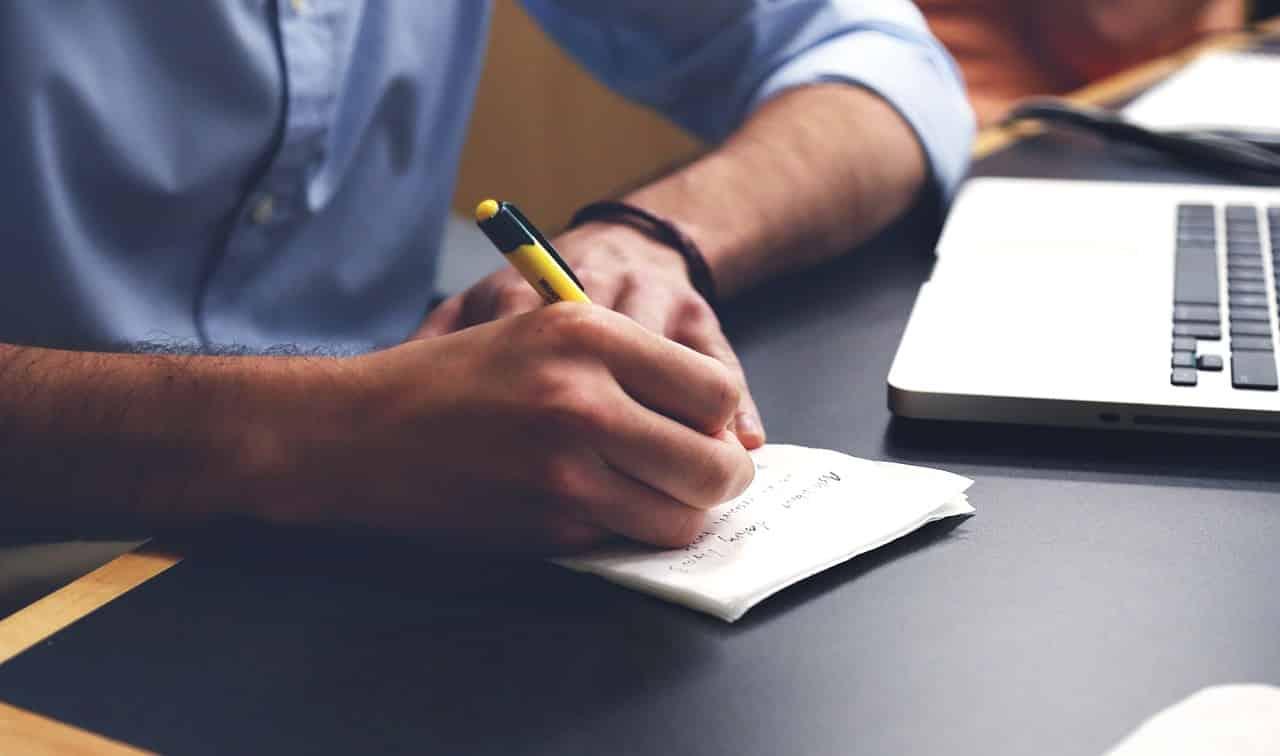 Ecrire la demande d'acte de naissance