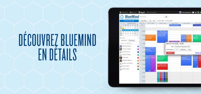 Bluemind, la suite bureautique en ligne pour les entreprises