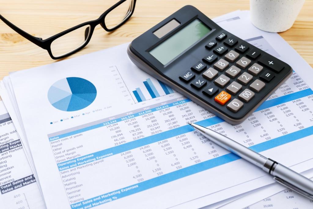 calcul du solde intermédiaire de gestion