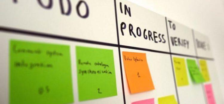 Le principe de la méthodologie scrum dans la gestion d'un projet