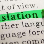 Comment faire traduire vos documents dans une autre langue ?