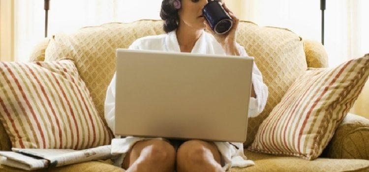 Travailler chez soi est rarement une bonne option